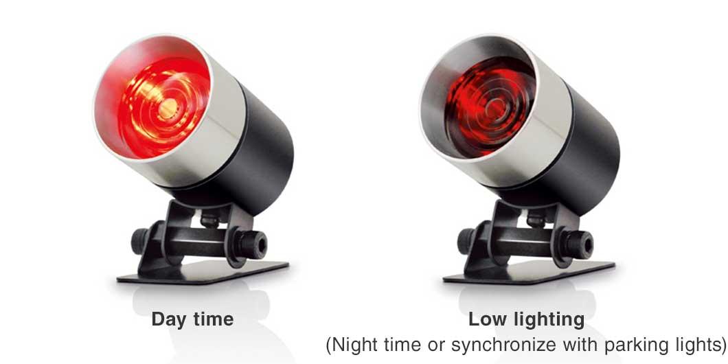 REV COUNTER (RCX)   Shift Lamp   PIVOT
